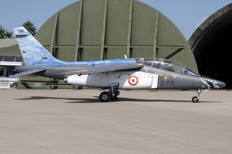 E105 | Dassault Alpha Jet E | French Air Force