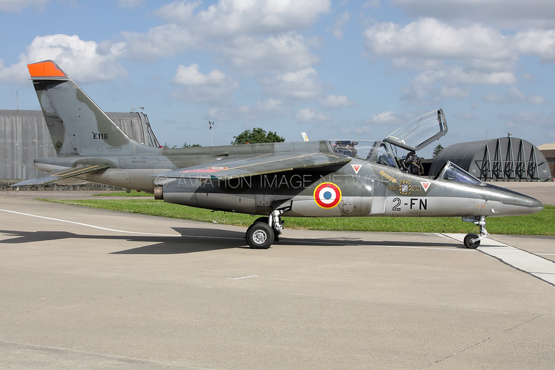 E116 | Dassault Alpha Jet E | French Air Force