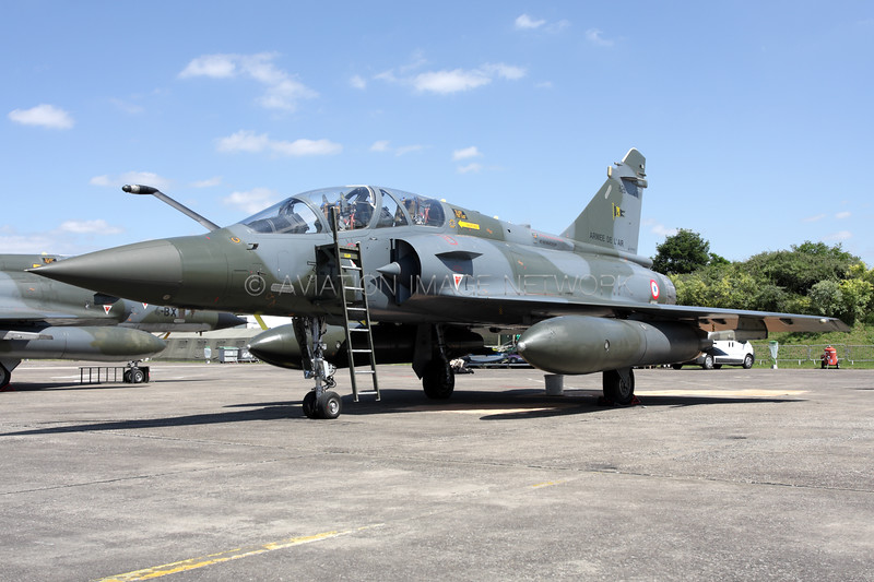 626   Dassault Mirage 2000D   French Air Force