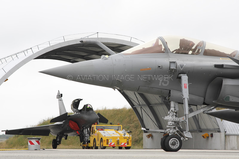 15 | Dassault Rafale M | French Navy
