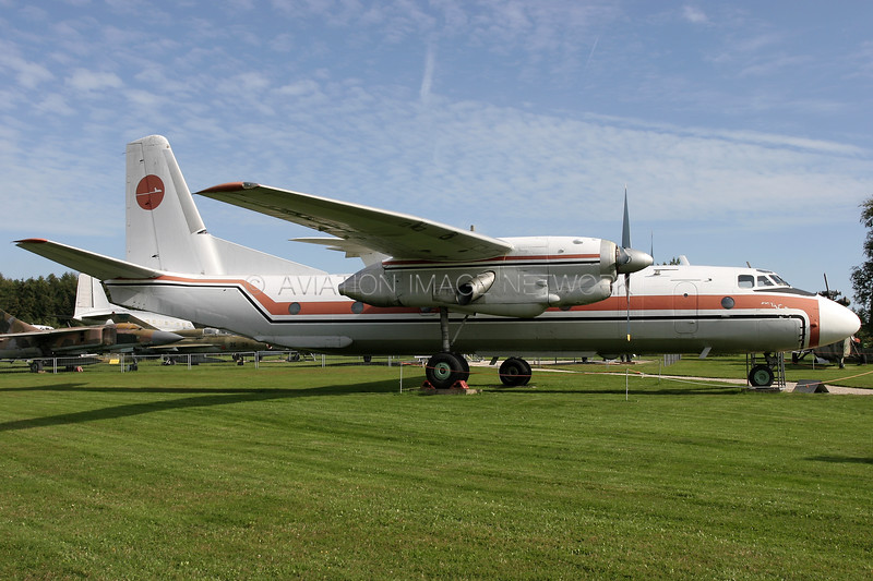 52+08 | Antonov An-26 | German Air Force
