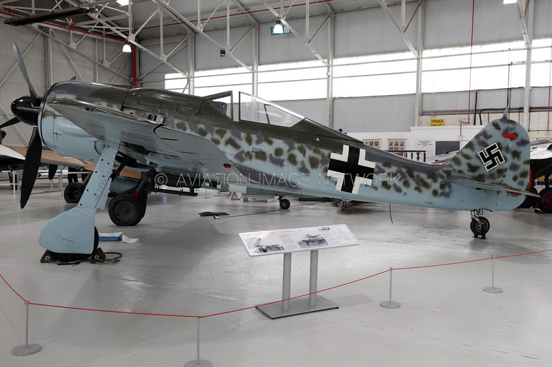 Focke-Wulf FW190A-8 | German Air Force