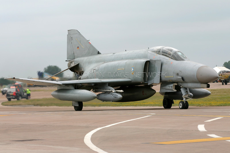 38+17 | McDonnell Douglas F-4F Phantom | German Air Force