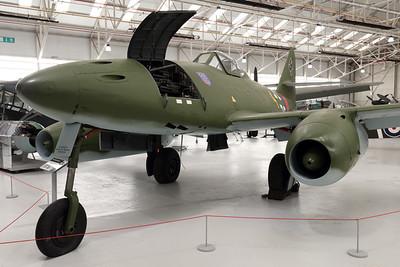 112372 | Messerschmitt Me262 A-2a | German Air Force