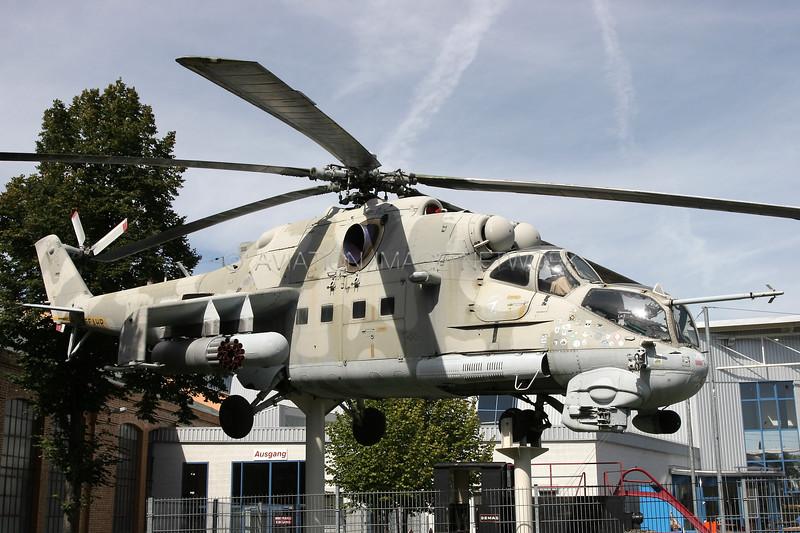 98+34 | Mil Mi-24P | German Air Force