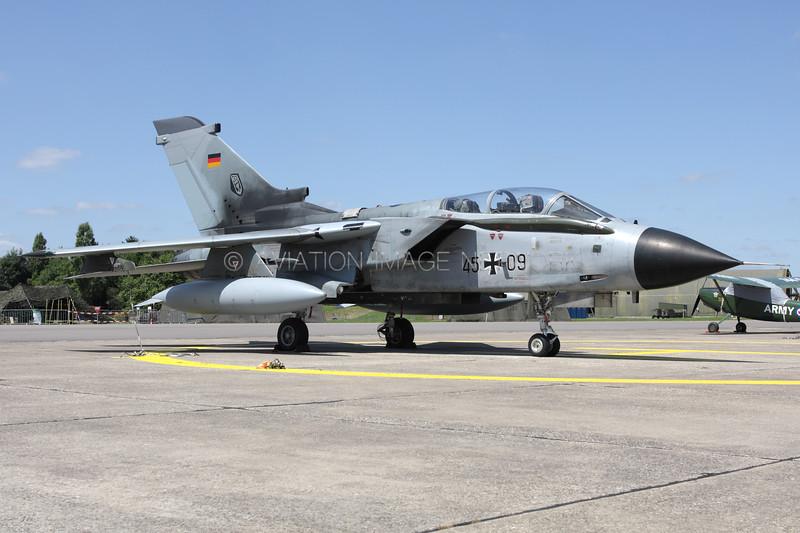 45+09   Panavia Tornado IDS   German Air Force