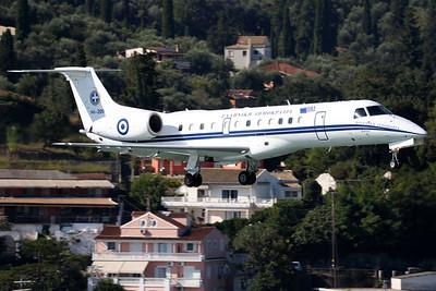 145-209 | Embraer ERJ-135LR | Greek Air Force