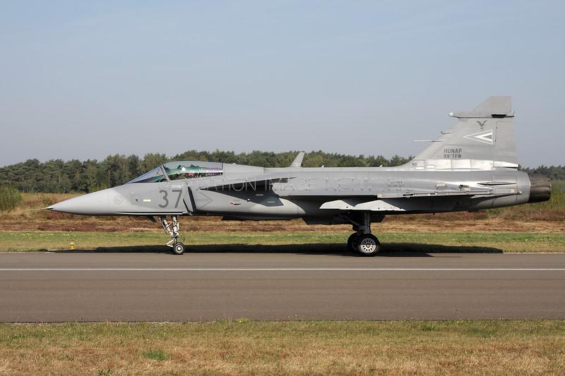 37 | Saab JAS-39C Gripen | Hungarian Air Force
