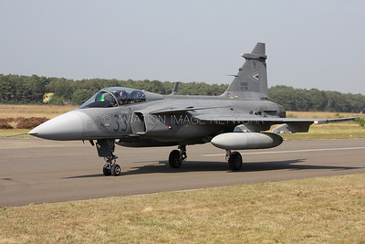 33 | Saab JAS-39C Gripen | Hungarian Air Force