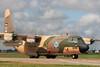 346   Lockheed C130H   Jordanian Air Force