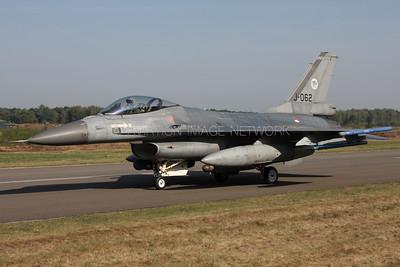 J-062 | General Dynamics (Fokker) F-16AM | Royal Netherlands Air Force