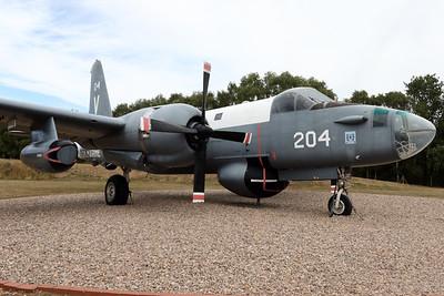 204 | Lockheed SP-2H Neptune | Royal Netherlands Navy