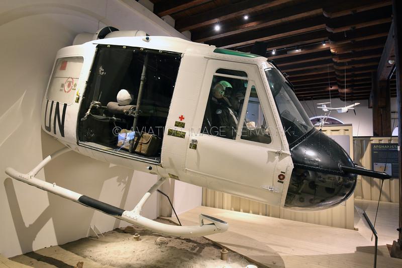937 | Bell UH-1B Iroquois | Norwegian Air Force
