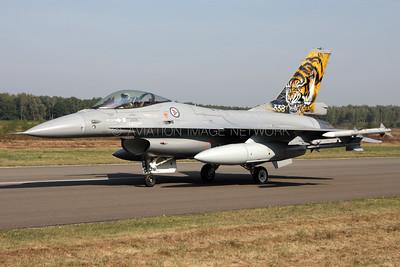 671   General Dynamics F-16AM   Norwegian Air Force
