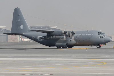 4171 | Lockheed C-130E Hercules | Pakistan Air Force