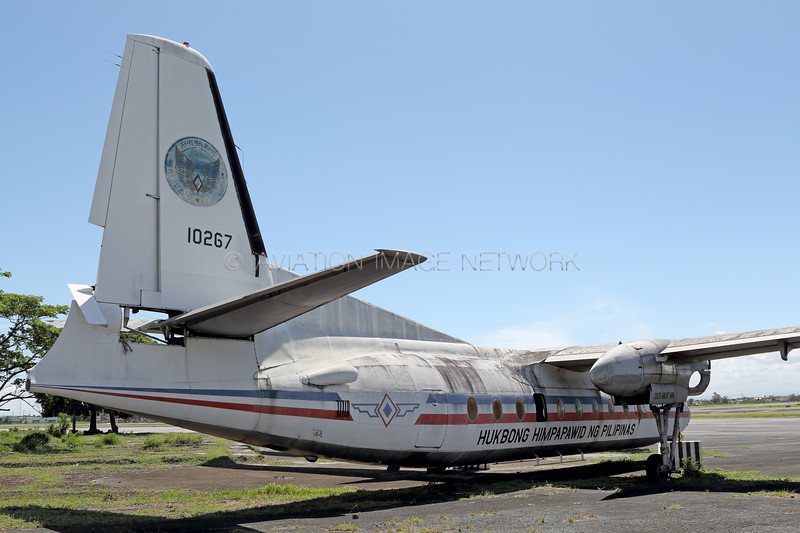 10267 | Fokker F27-200 | Philippine Air Force