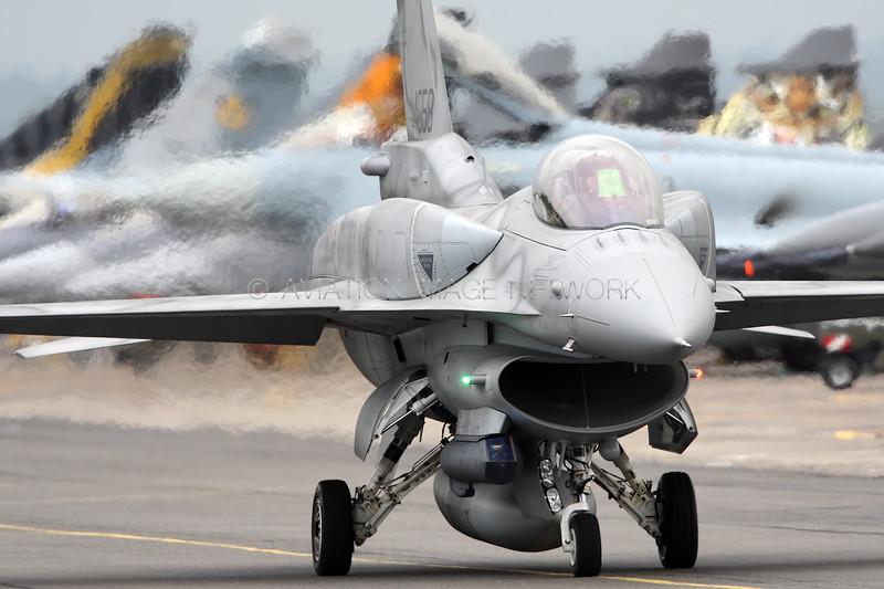4058 | Lockheed Martin F-16C | Polish Air Force