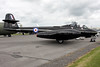 WA638   Gloster Metero T7   Martin Baker
