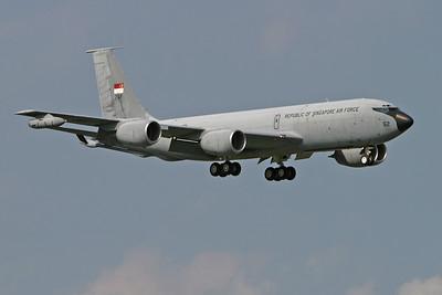 752   Boeing KC-135R Stratotanker   Republic of Singapore Air Force