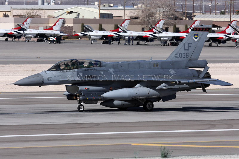96-0036 | Lockheed Martin F-16D | Singapore Air Force