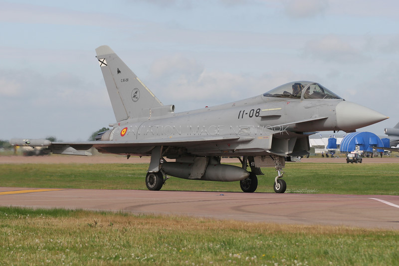 C.16-28 | Eurofighter Typhoon EF2000 | Spanish Air Force