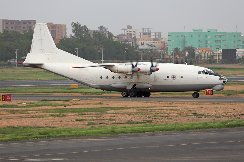9933 | Antonov An-12BK | Sudan Air Force