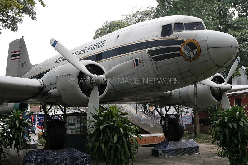 9414 | Douglas C-47A Skytrain | Royal Thai Air Force