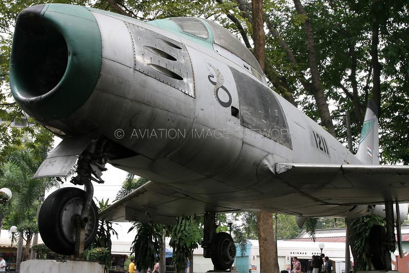 1211 | North American F-86F Sabre | Royal Thai Air Force