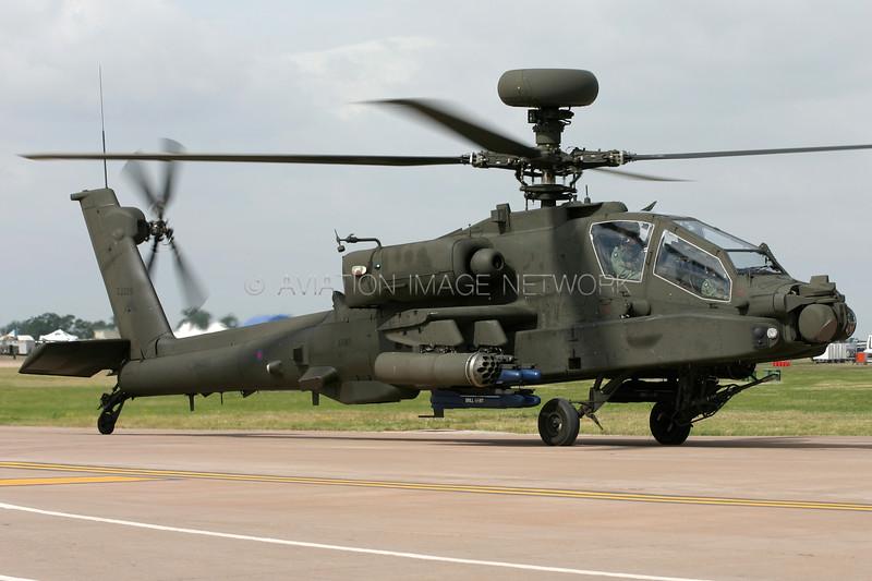 ZJ229 | Westland WAH-64 Apache AH.1 | Army Air Corps