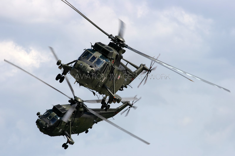 ZD479 | Westland Sea King HC4 Commando | Royal Navy