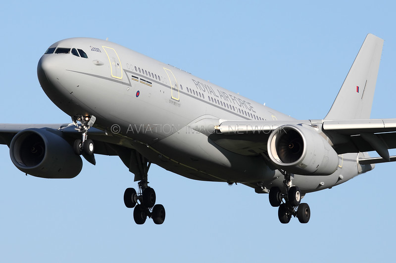 ZZ333 | Airbus A330 Voyager KC2 MRTT | Royal Air Force