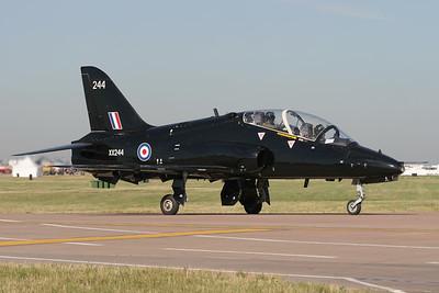 XX244 | British Aerospace Hawk T.1W | Royal Air Force
