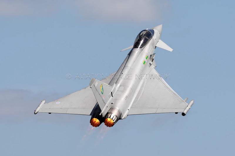 ZJ916   Eurofighter Typhoon   Royal Air Force