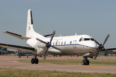 XS596 | Hawker Siddeley Andover C.1PR | Royal Air Force