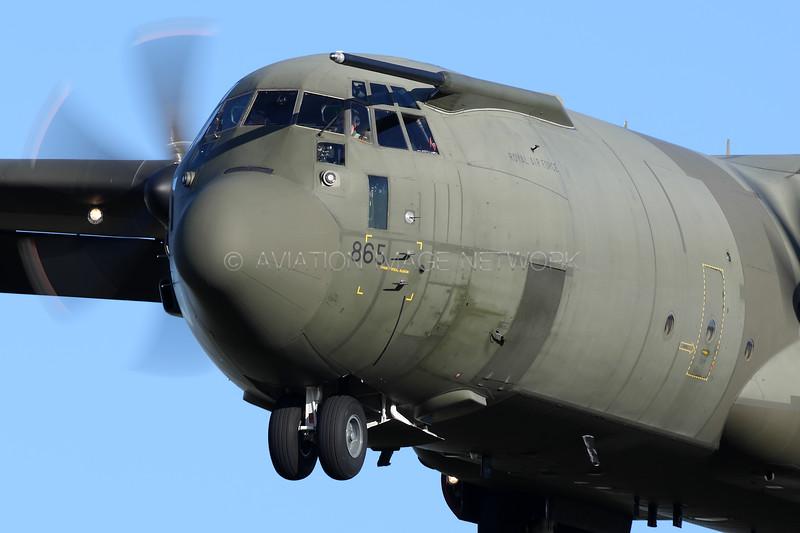 ZH865 | Lockheed C-130J Hercules C4 | Royal Air Force