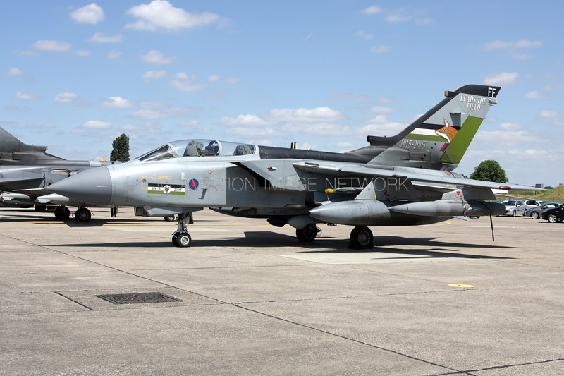 ZA543 | Panavia Tornado GR4 | Royal Air Force
