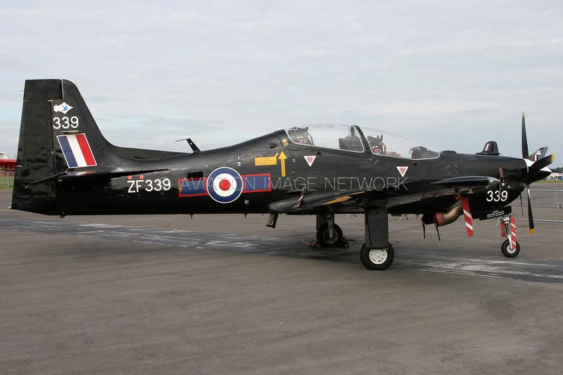 ZF339 | Short Tucano T.1 | Royal Air Force