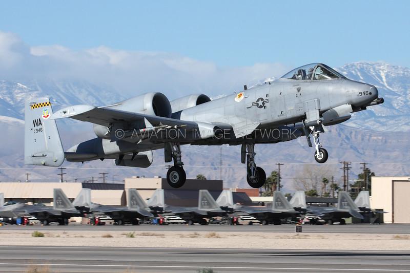 81-0946 | Fairchild A-10C Thunderbolt II | United States Air Force