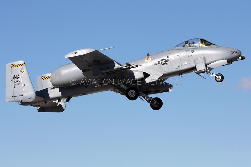 80-0229 | Fairchild A-10C Thunderbolt II | United States Air Force