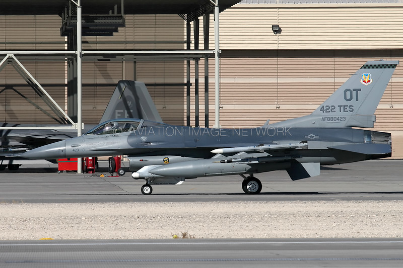 88-0423 | General Dynamics F-16C | United States Air Force