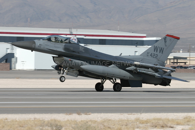 91-0422 | General Dynamics F-16C | United States Air Force