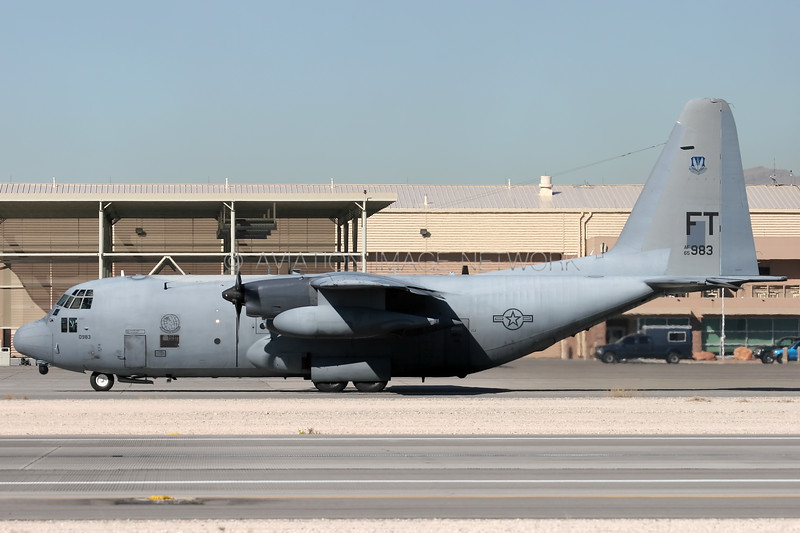 65-0983 | Lockheed HC-130P | United States Air Force