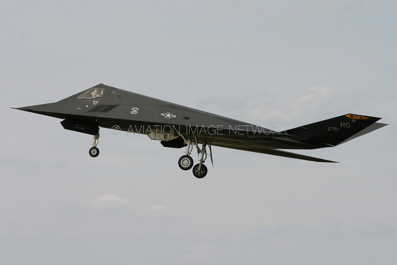 80-0787 | Lockheed F-117A Nighthawk | United States Air Force
