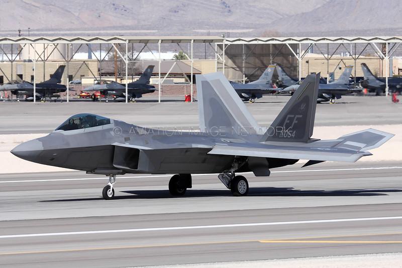03-4054 | Lockheed Martin F-22A Raptor | United States Air Force