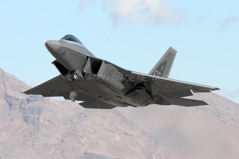 03-4049 | Lockheed Martin F-22A Raptor | United States Air Force