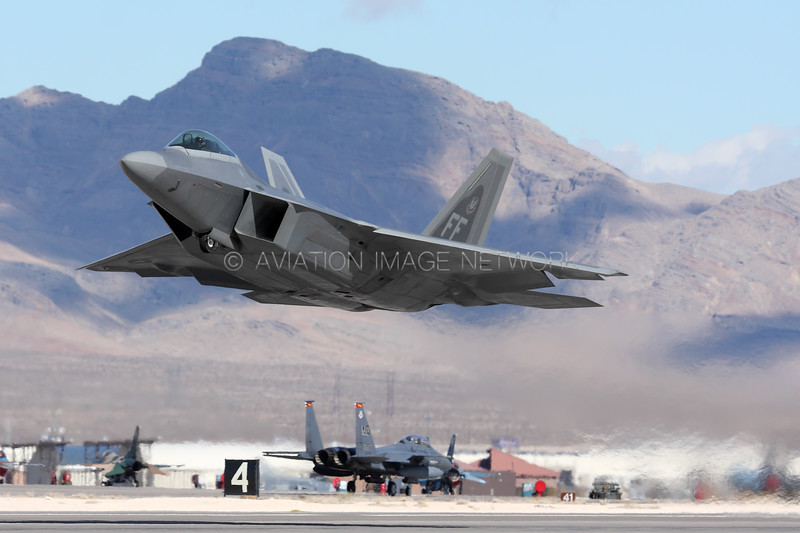 **-**** | Lockheed Martin F-22A Raptor | United States Air Force