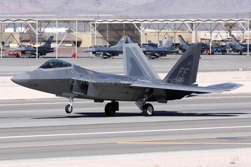 04-4071 | Lockheed Martin F-22A Raptor | United States Air Force