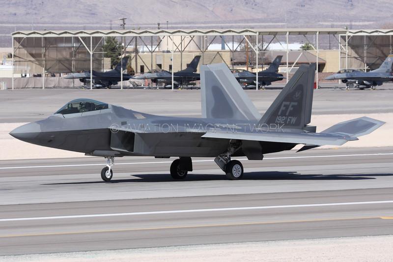 04-4082 | Lockheed Martin F-22A Raptor | United States Air Force