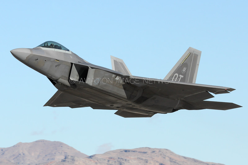 03-4017 | Lockheed Martin F-22A Raptor | United States Air Force