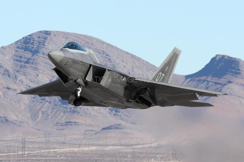 04-4012   Lockheed Martin F-22A Raptor   United States Air Force